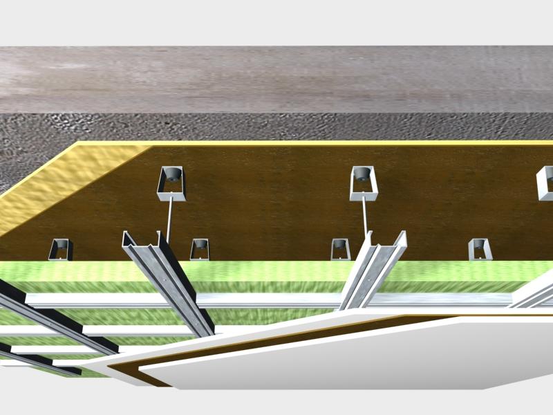 Decopladur aislamientos termicos acusticos for Precio techo pladur