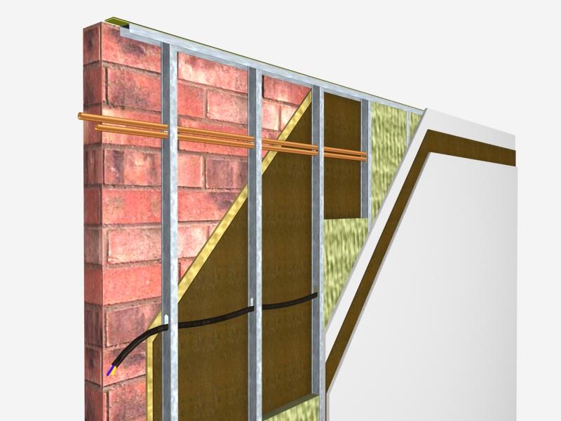 Decopladur aislamientos termicos acusticos - Aislamiento de paredes ...